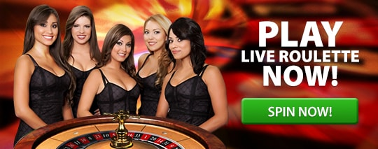 Play Live Roulette Now!